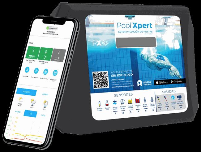 PoolXpert-R - Automatización para piletas
